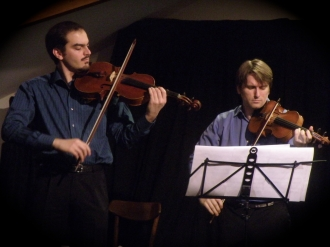 Arnaud Ghillebaert & Colin Pip Dixon